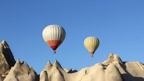 Heteluchtballons [foto: SashSegal]